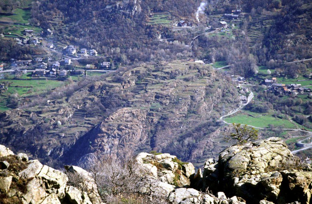 Mont Tsailleun