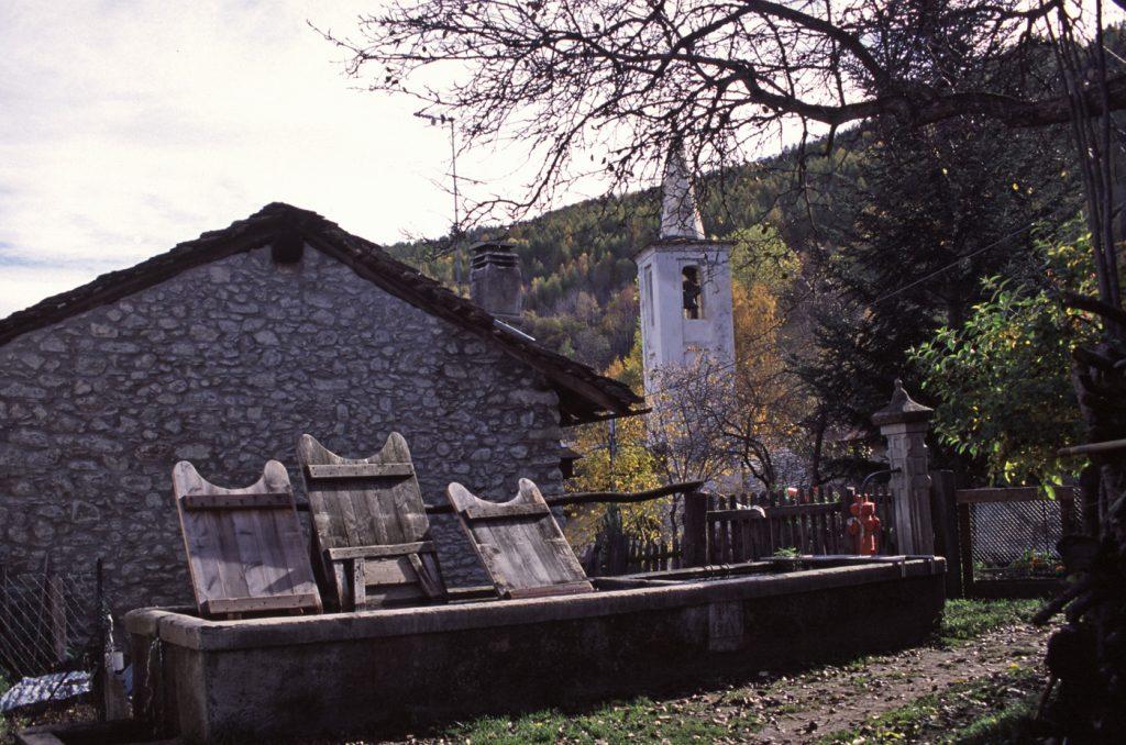Cappella e lavatoio