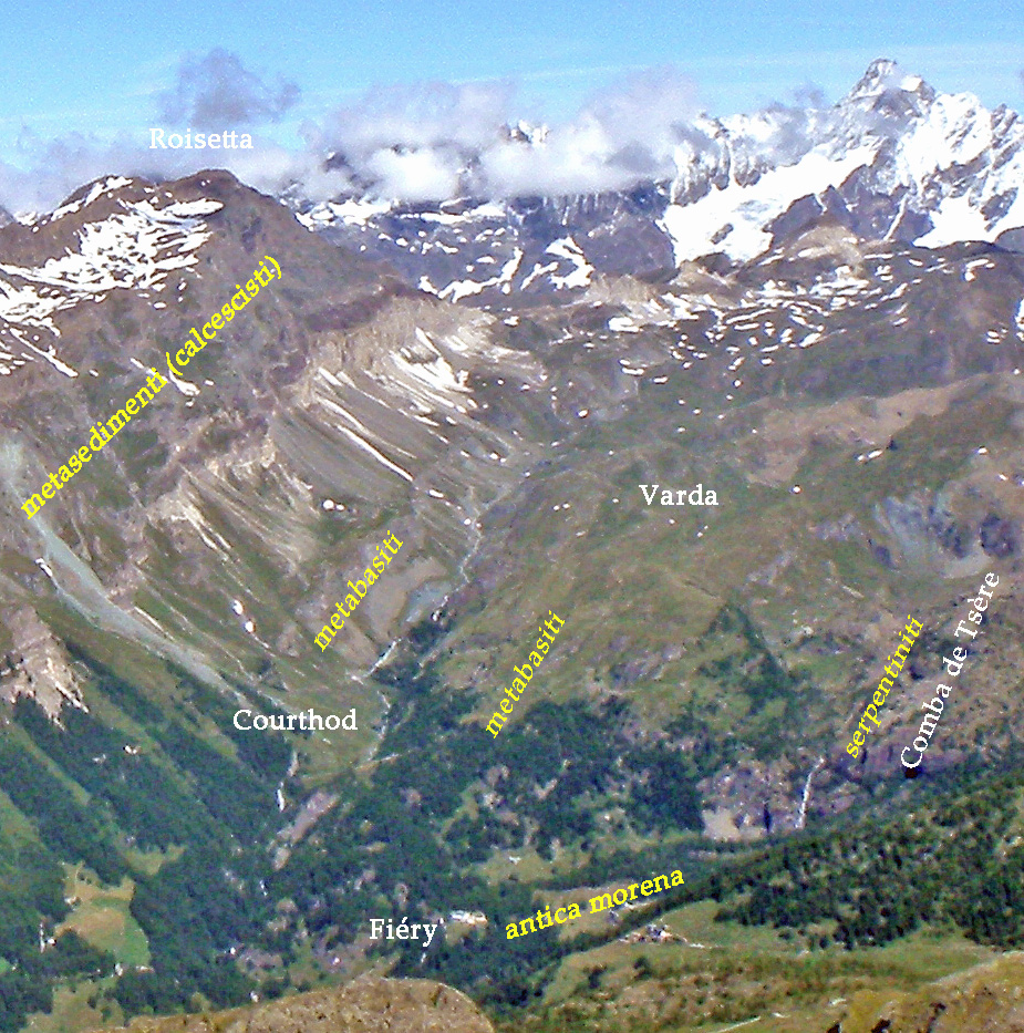 01. Panorama del vallone delle Cime Bianche dal Rothorn.
