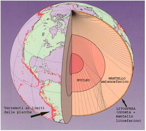 Il globo terrestre
